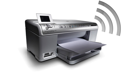 Setting up your wireless printer in your Roanoke Home